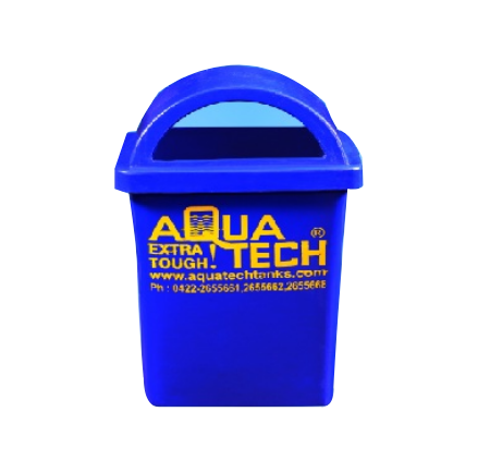 40L Plastic Garbage Bins Manufacturers in India