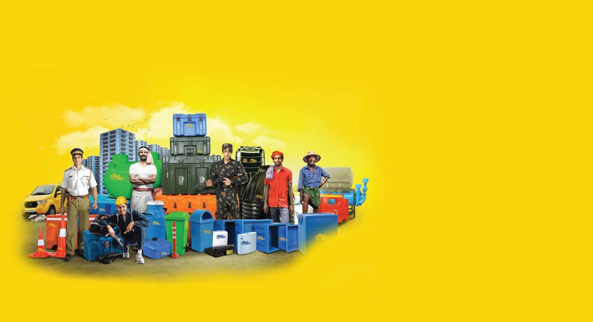 Aquatech Plastic Products - Aquatech
