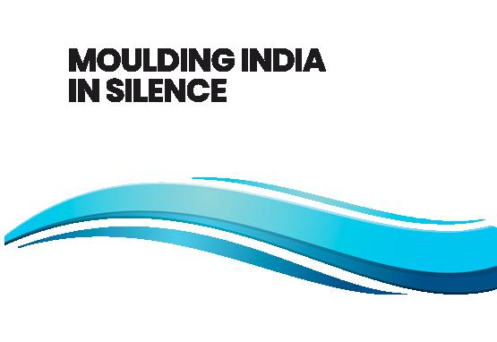 Moduling India In Silence - Aquatech