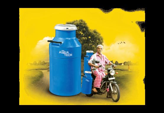 Plastic Milk Cans Manufacturers - Aquatech