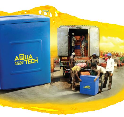 Plastic ice box manufacturers in India