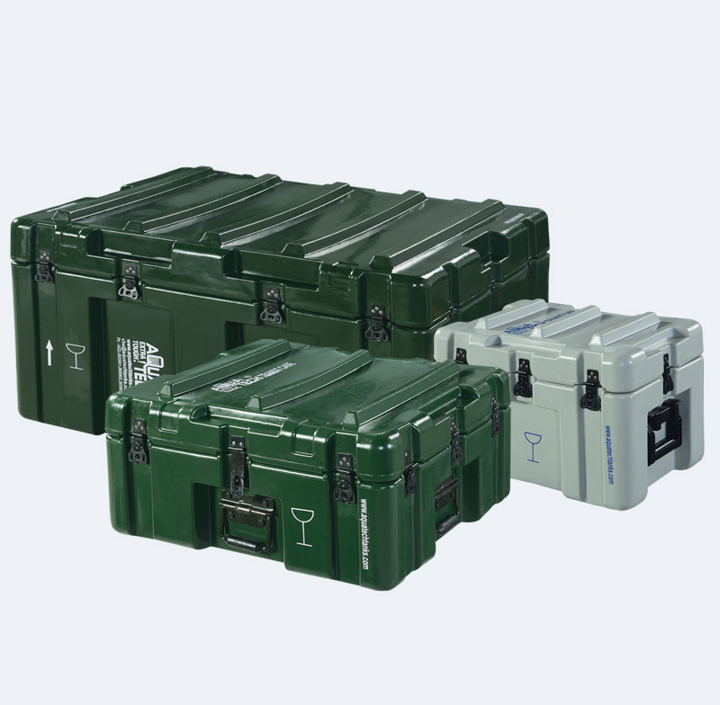 Transit cases manufacturers in India