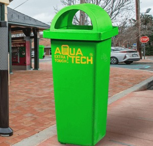Waste Handling Solution Plastic Dustbins