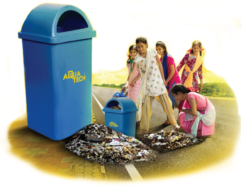 Garbage Bins Manufacturers and Suppliers in India