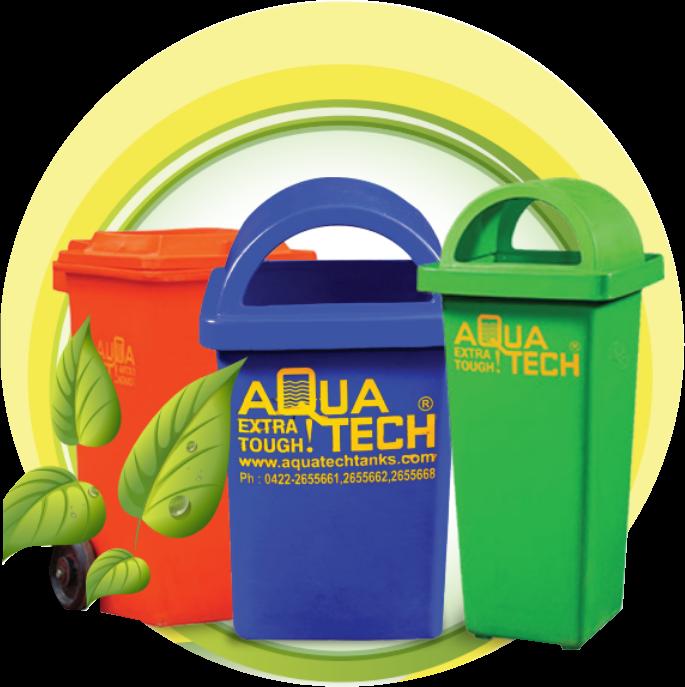 Garbage Storage Bins Suppliers in India