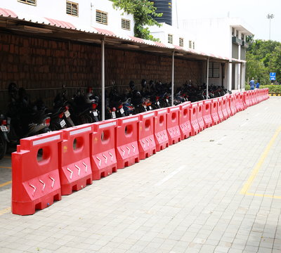 Road barrier manufacturers in India