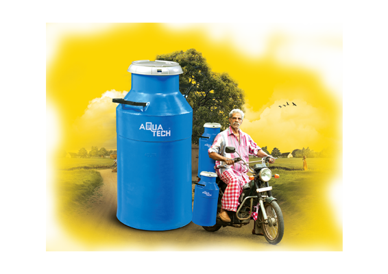 Plastic Milk Can Suppliers in India