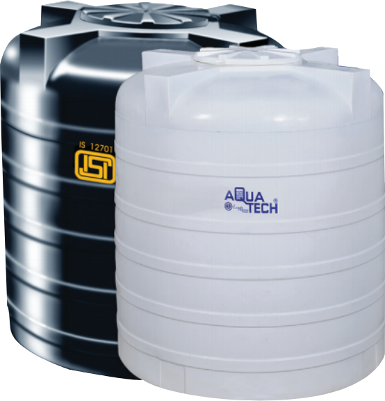 Overhead Water Storage Tanks Suppliers in India - Aquatech Tanks