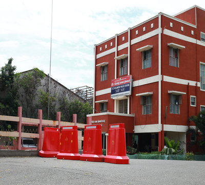 Traffic barrier manufacturers in Chennai