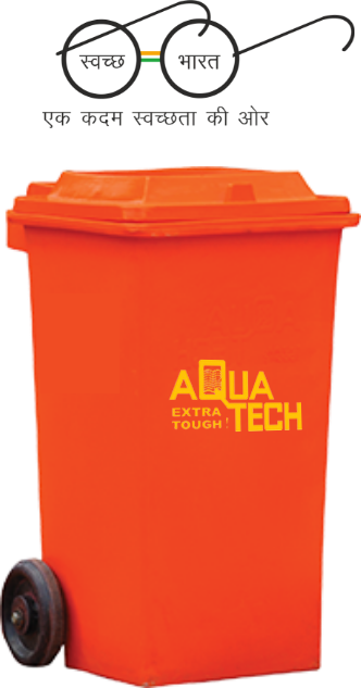 Wheeled Garbage Bins Manufacturers and Suppliers in India