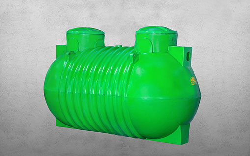 1500 Ltr Sewage Water Storage Tank in Vijayawada, India
