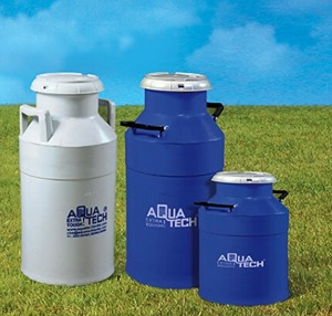 Dairy Milk Storage Cans Manufacturers and Suppliers India - Aquatech Tanks