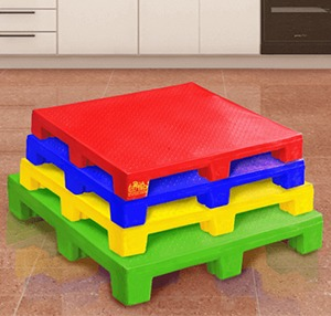 Plastic Pallets- Material HandlingSolutions in Chennai, India