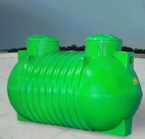 sewage storage tank
