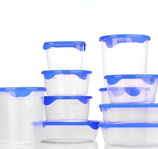 LYKA - Plastic containers